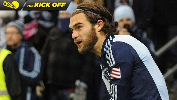 Kick Off: USMNT's Graham Zusi saves the day for rival Mexico