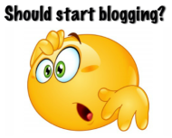 25 Compelling Reasons To Blog For Business Yesterday image should I start blogging