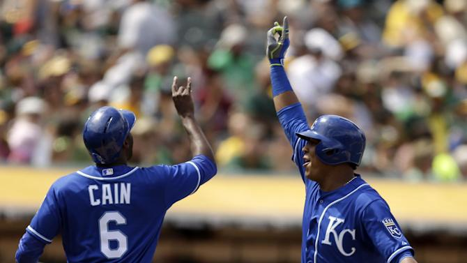 5 Royals lead in All-Star voting, balloting ends Thursday