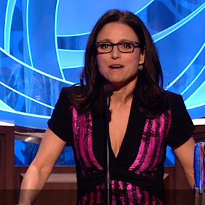 Julia Louis-Dreyfus is Inducted into the 23rd Television Academy Hall of Fame