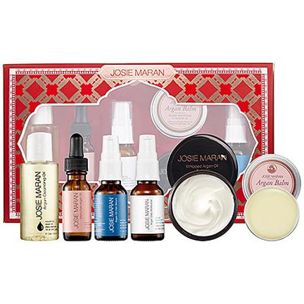 Josie Maran Argan Skin & Hair Bestsellers, $39, a $76 value