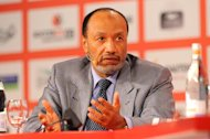 Mohamed Bin Hammam has been suspended from his roles pending the investiagtion