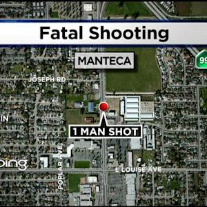 Manteca Police Looking For Shooter Who Killed Teen