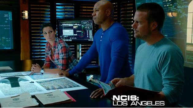 NCIS: Los Angeles - A Friend …