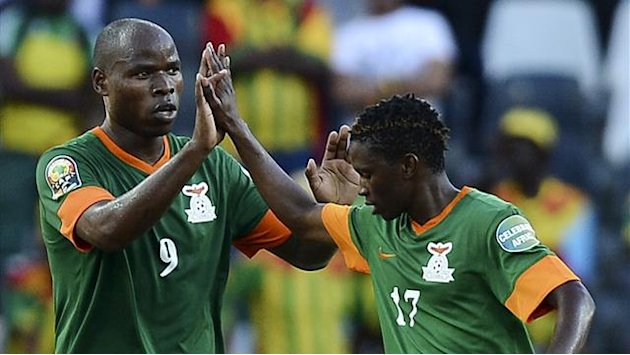 African Cup of Nations - Burkina Faso v Zambia: LIVE