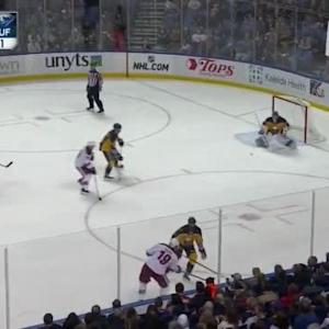 Matt Hackett Save on Shane Doan (05:58/2nd)