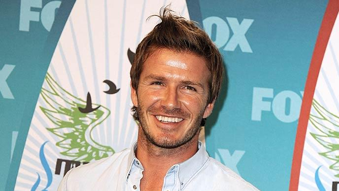 Beckham David Teen Choice Awards