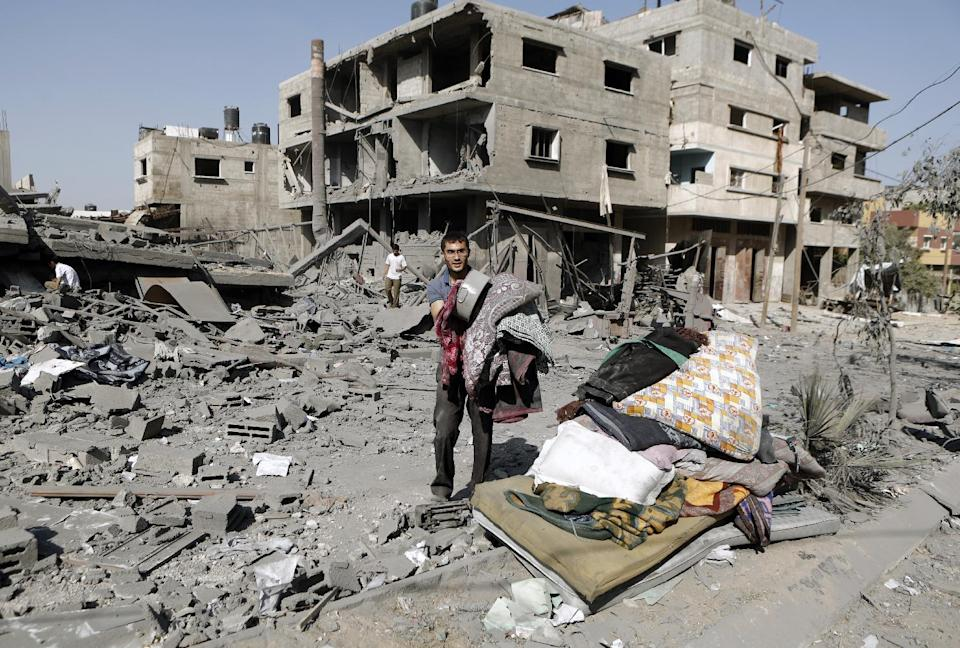 Fragile Gaza truce shatters as Israeli shells 'kill 27′ in Rafah