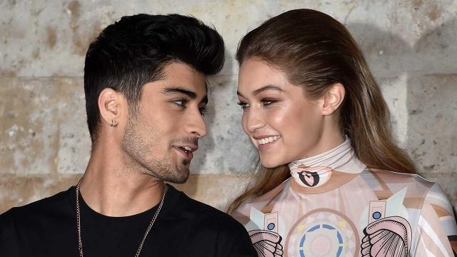 Zayn Malik Fuels Engagement Rumors With 'Love' Tattoo After Gigi Hadid Steps Out With New Ring