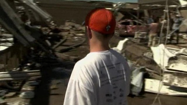 Video: Oklahoma tornado: the student's tale