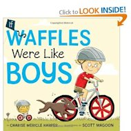 if waffles were like boys book