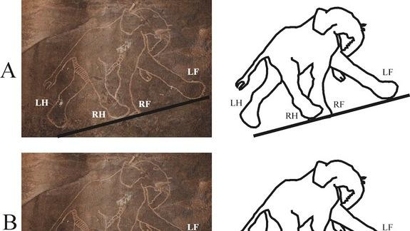 Cavemen Trump Modern Artists at Drawing Animals
