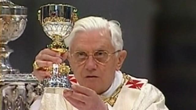 Pope Benedict XVI Resigns Due to Health