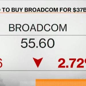 Avago Agrees to Buy Broadcom