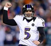 Which franchise tag for Joe Flacco?