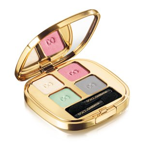 D&G Smooth Eye Colour Quad in Eden
