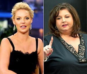 "Katherine Heigl: Lifetime's Dance Moms Is ""Demeaning"" and ""Belittling"""