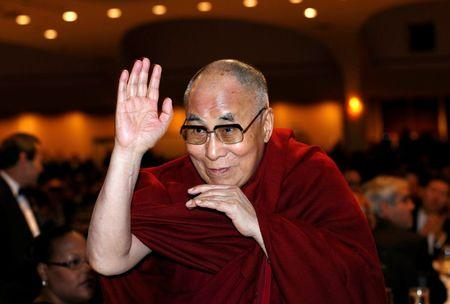 It's up to Dalai Lama whether he'll be reborn, Buddhist leader says