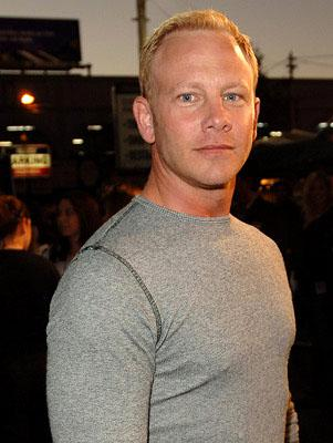 Ian Ziering at the LA premiere of Warner Bros. Pictures' North Country