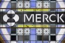 Merck beats 1Q profit forecasts