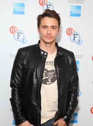 James Franco introduces a special screening of 'Psycho' as part of the BFI Epiphanies series at BFI Southbank on June 9, 2013 in London -- Getty Images