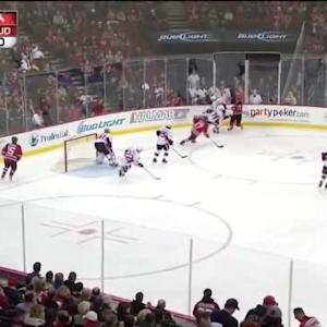 Mark Borowiecki Hit on Peter Harrold (05:45/2nd)