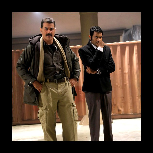 Movie stills: Vishwaroopam