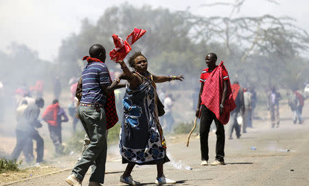 Corruption protest in Kenya's Maasai Mara region turns deadly