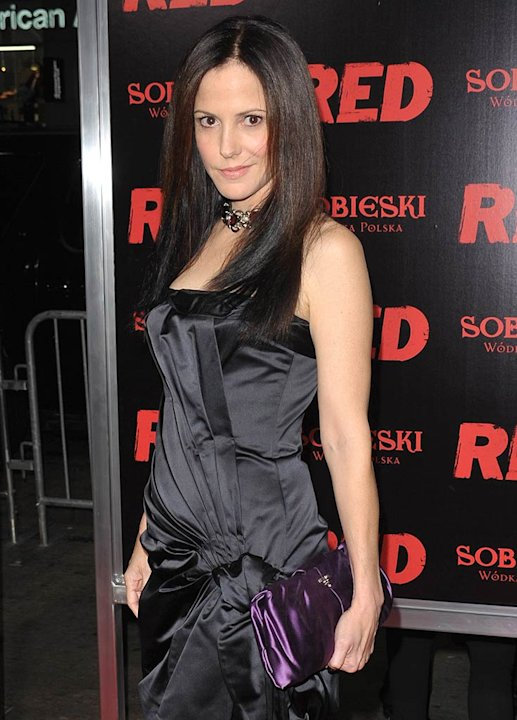 Mary Louise Parker RED Premiere