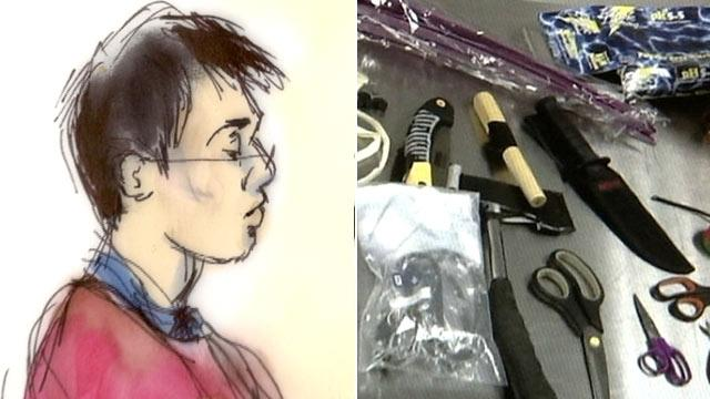 Airport Weapons Suspect Yongda Huang Harris to Investigators: 'Hey, This Is a Game': Exclusive