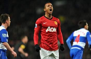 Nani pleased to make most of opportunity against Reading