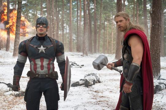"""'Age of Ultron' Producer on Film's Ending: 'People Are Going to Say, """"Oh My God!""""'"""