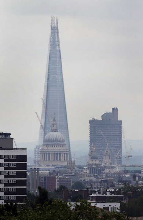 The Shard, Europe's Largest …