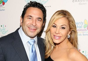 Paul Nassif and Adrienne Maloof …