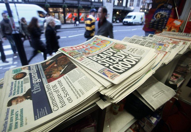 Labour and the Lib Dems have published a 'strengthened version' of the Prime Minister's proposals to establish a new press watchdog