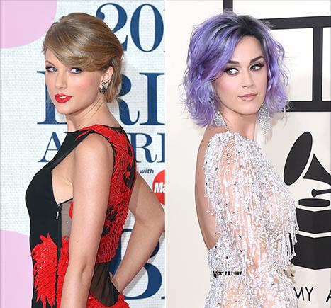 "Taylor Swift Refuses to Address Katy Perry Feud in Interview, Imagines Life at Age 30: ""I'll Probably Still Be Single"""