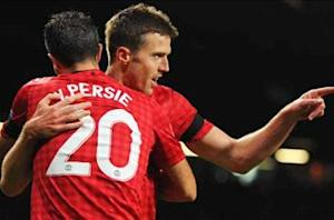 Michael Carrick named Manchester United Players' Player of the Year