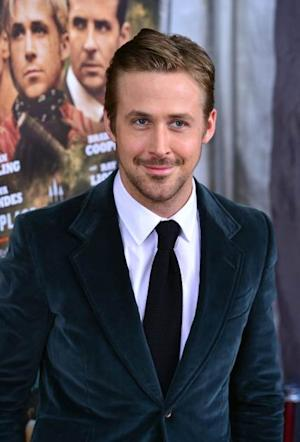 Ryan Gosling attends 'The Place Beyond The Pines' New York premiere at Landmark Sunshine Cinema on March 28, 2013 in New York City -- Getty Premium