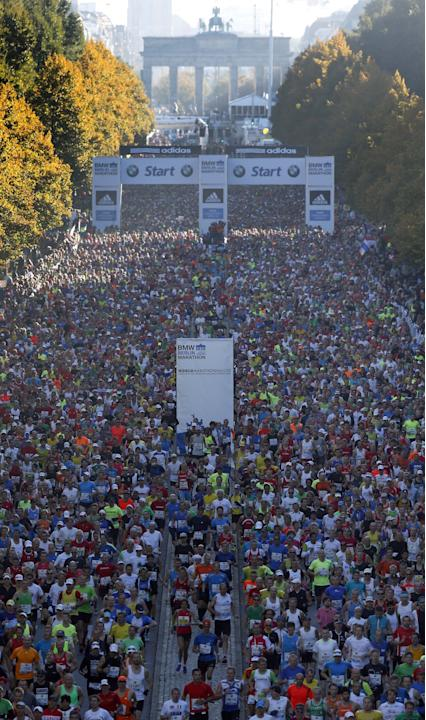 Germany Berlin Marathon