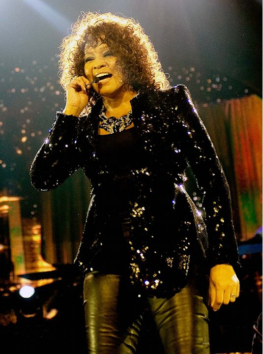 Houston Whitney Concert