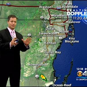 CBSMiami.com Weather @ Your Desk 8/1/14 12:30 PM