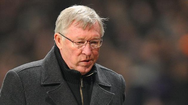 Sir Alex Ferguson (PA Sport)