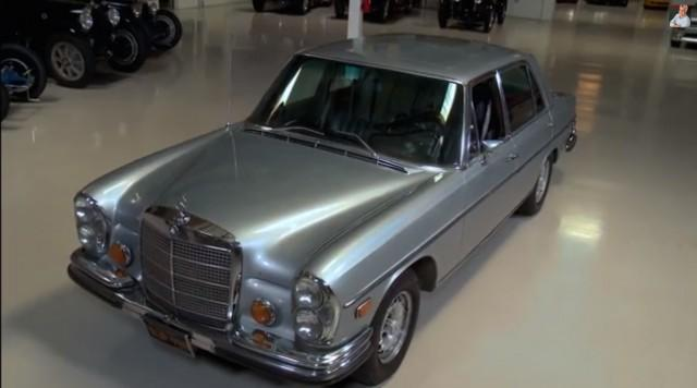 Jay Leno's 1972 Mercedes-Benz 300 SEL 6.3: Fans' Choice