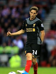 Joe Allen has heaped praise on Liverpool team-mate Luis Suarez