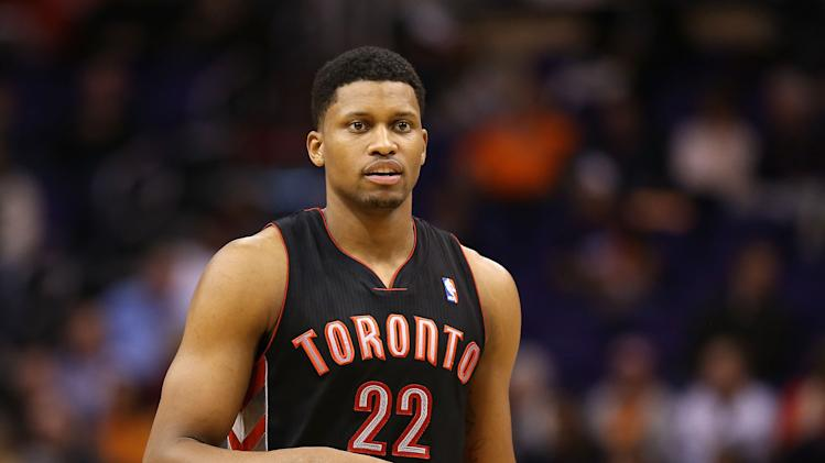 Sacramento Kings acquire Rudy Gay from Toronto