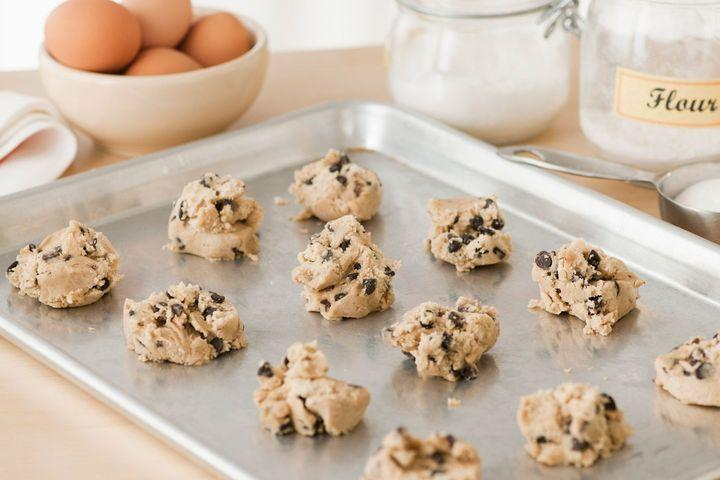 The FDA wants you to stop eating raw cookie dough