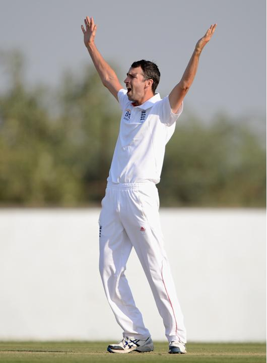 Haryana v England: Tour Match - Day Four