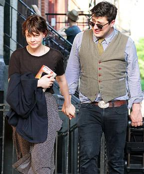 Carey Mulligan, Marcus Mumford Engaged After Five Months!