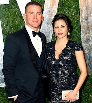 "Channing Tatum Had ""Crying Fits"" Watching Jenna Dewan-Tatum Give Birth to Baby Everly"