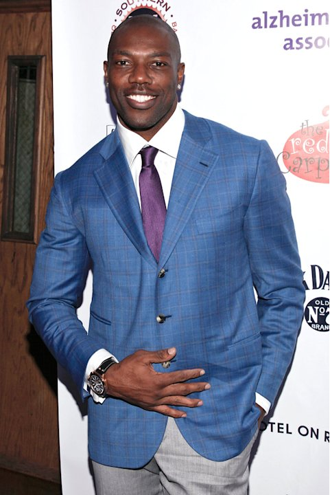 Terrell Owens Terrell Owens Speakeasy Soiree